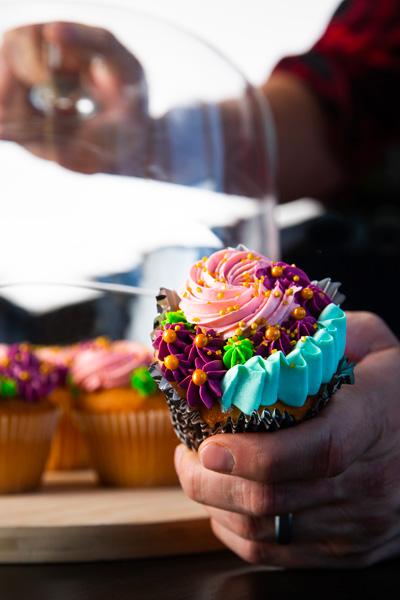 Cupcakes Fleuris - Questions fréquentes - Les Ah! de Line